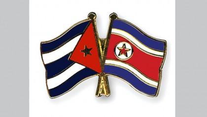 Cuba, N Korea reject 'unilateral and arbitrary' US demands
