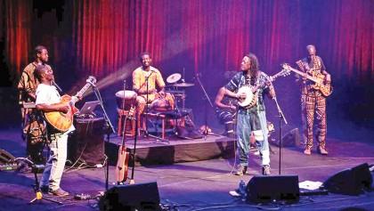 Habib Koité & Bamada from Mali set to perform tonight