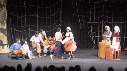 'Damer Madar', 'Man of La Mancha' on Shilpakala stage today