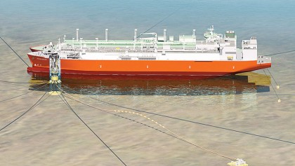 Delay in LNG supply to nat'l grid irks govt