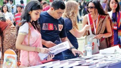 Dhaka Lit Fest ends
