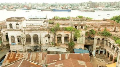 Dhaka's alleys and bazaars