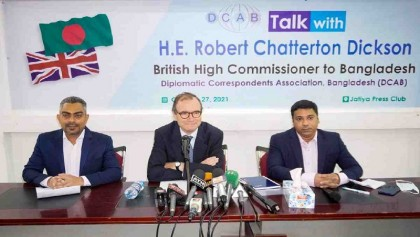Election should be Bangladesh-led process: Dickson
