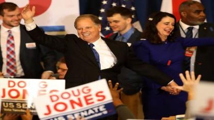 Alabama Democrat wins US Senate race