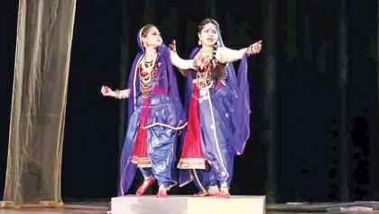 'Draupadi Parampara'  at Mahila Samiti today