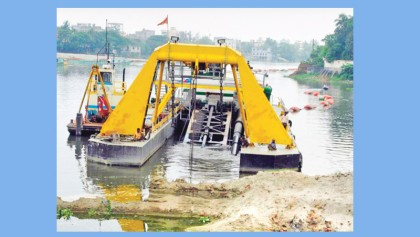 Tk 4,489cr project to buy 35 dredgers approved