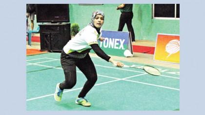 Elina, Urmi move into women's next round