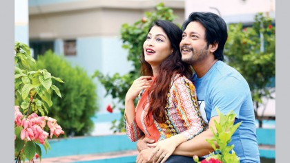 Emon, Sarika in TVC for first time