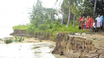Erosion takes serious turn in Faridpur
