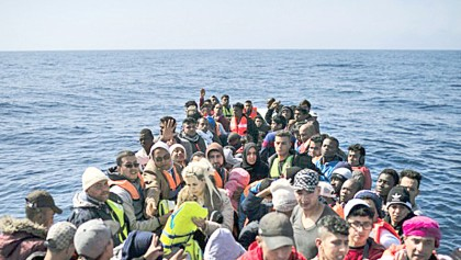 Youths risking life in pursuit of European dream