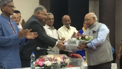 Former JP leader Mohsen Rashid joins Gono Forum