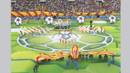 FIFA recognises World Cup fever in Bangladesh