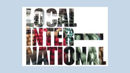 Fashion design exhibition 'Local International' begins today