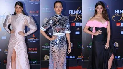 Alia to Anushka , best-dressed celebs
