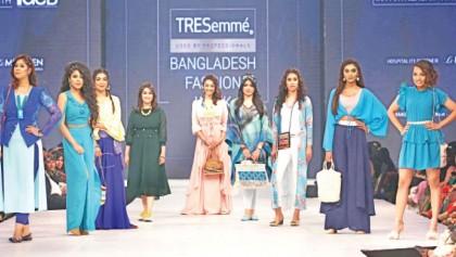 'TRESemmé Bangladesh Fashion Week 2020' held in capital