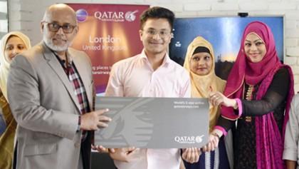 From Dhaka slum to US college