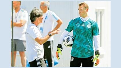 Germany face Sweden challenge