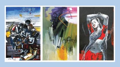 Group art show '17' to begin at Galleri Kaya on Friday
