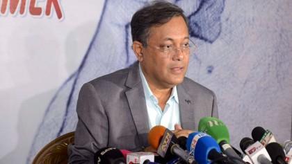 BNP's politics over Covid-19 vaccines will go in vain: Hasan