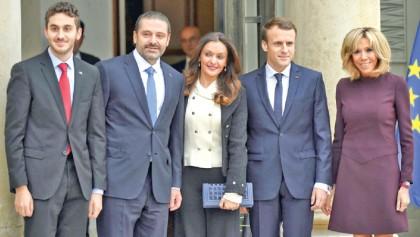 Hariri appears in Paris after rumoured Saudi 'hostage'