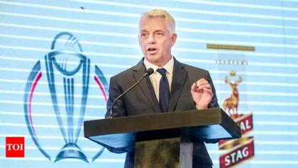 ICC boss 'confident' of graft-free WC