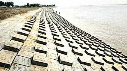 Jamuna river protection raises hopes among erosion-hit people