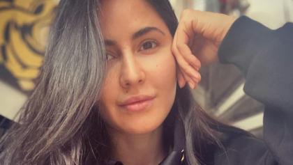 Covid-hit Katrina Kaif shares selfie of life in quarantine