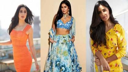 Katrina Kaif's birthday fashion