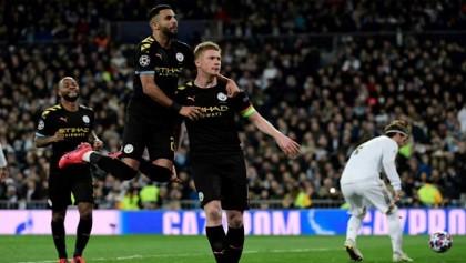 De Bruyne seals amazing comeback as Man City stun Real Madrid