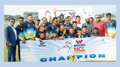 Khulna regain NCL title