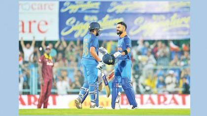 Kohli lauds partnership with Sharma