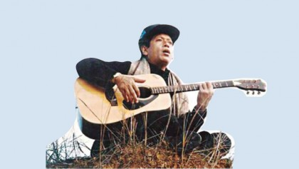 Singer Lucky Akhand's 2nd death anniv today