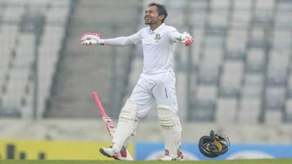 Mushfiqur gets his third double century