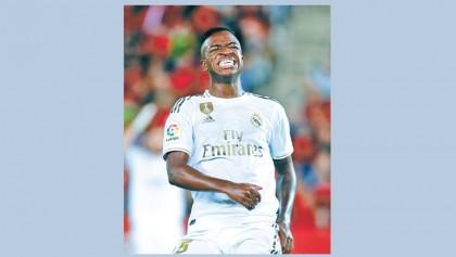Madrid beaten by Mallorca