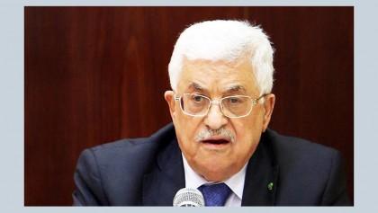 Mahmud Abbas seeks Russia's backing