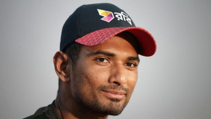 Mahmudullah to lead 1st T20I in Shakib's absence