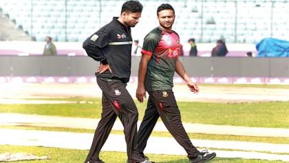 Mashrafe's call to play fearless cricket