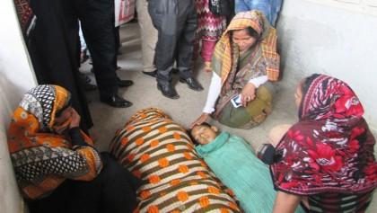 Mother, son killed in Bagerhat road crash