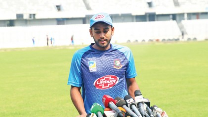 Can Mehidy do a Shakib in Zimbabwe series?