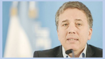 Argentine economy minister quits amid deepening crisis