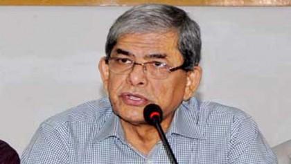 Present govt's repression outshines Ershad's regime, alleges Fakhrul