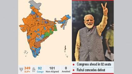 Modi vows 'inclusive' India
