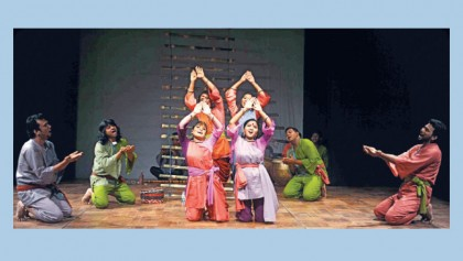 Mohakal to stage 50th show  of 'Nilakhyan' today