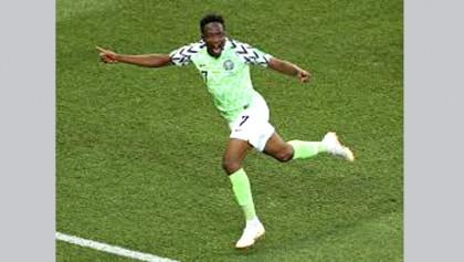 I can win Musa v Messi duel, declares Nigeria's goal hero