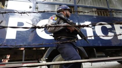 Man dies after alleged custody abuse in Myanmar's Rakhine