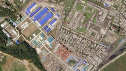 North Korea satellite images show missile plant construction