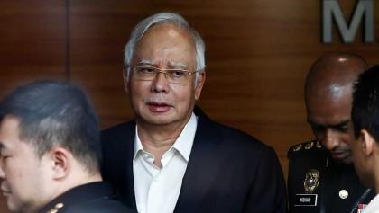 Najib arrested over tampered 1MDB audit report