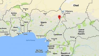 Suicide bomber kills 50 in northeastern Nigeria