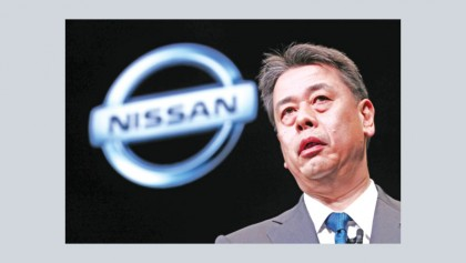 New Nissan chief vows to rebuild trust after Ghosn