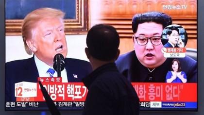North Korea ready to talk 'at any time'